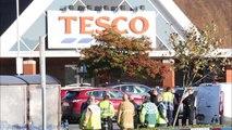 Tesco Littlehampton paint fumes incident