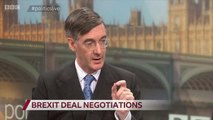 Jacob Rees-Mogg grilled by Andrew Neil