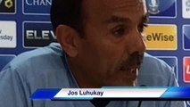 Sheffield Wednesday boss Jos Luhukay discusses the Owls' injury situation