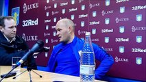 Alex Neil Aston Villa initial reaction