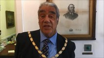 Deputy mayor launches Shipwrecked Mariner Society Christmas Card appeal