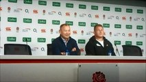 England boss Eddie Jones reflects on 12-11 win over South Africa