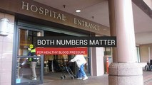 Both Numbers Matter For Healthy Blood Pressure