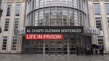 El Chapo Sentenced To Life
