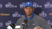 First round leader Holmes and Woods on contrasting fortunes at The Open Championship