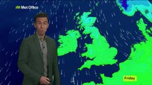 Your Weather for the Week 24102018