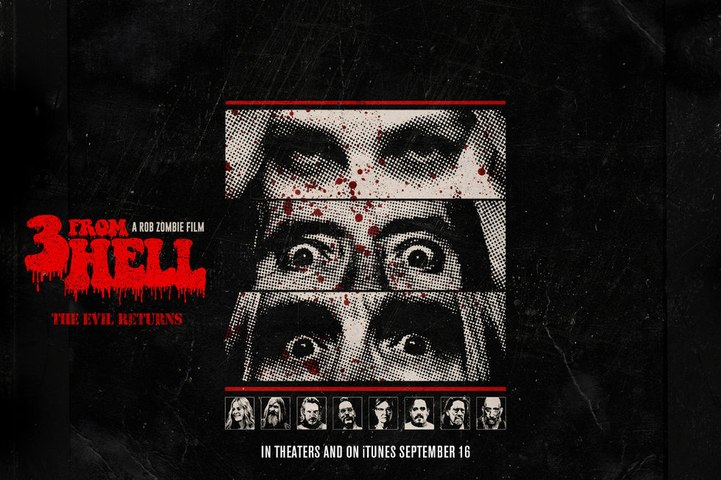 3 from Hell Trailer (2019)