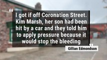 Grandmother saves stabbed man found bleeding on the pavement - and says watching Coronation Street told her what to do
