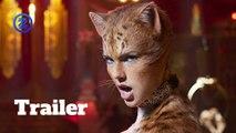 Cats Trailer #1 (2019) Idris Elba, Taylor Swift Animated Movie HD