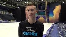 Disney On Ice UK skater Adam Miller says Dream Big