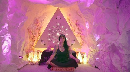 Artist Bri Luna Wants You To Tap Into Your Own Magic At 29Rooms