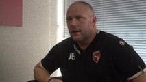 Jim Bentley - Halifax replay/FA Cup draw reaction