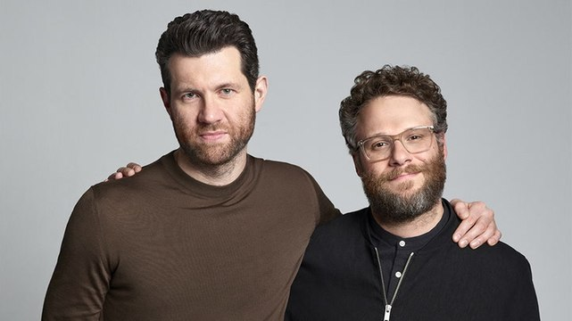 'Lion King': Billy Eichner and Seth Rogen on creating Timon and Pumbaa