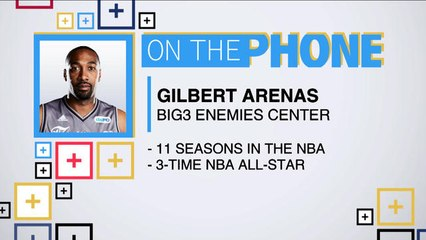 Tiki and Tierney: Gilbert Arenas talks Zion Williamson's weight