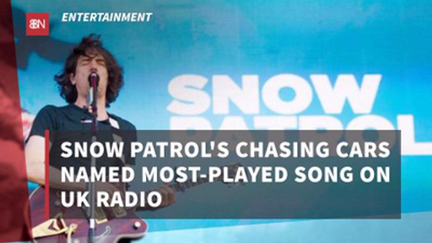 Snow Patrol Is Very Popular In The UK