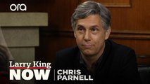 """The writing is strong"": Chris Parnell on how 'SNL' handles current political situation"