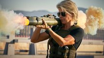 "Terminator Dark Fate : Rated-R ""Play hard"" trailer making of"