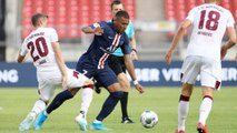 Le PSG accroché en match amical à Nuremberg