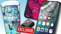 Exclusive AirPods 2 - iPhone 11 Feature Leaks-