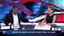 Lindsey Graham's Cringey Defense Of Trump
