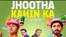 Jhootha Kahin Ka Movie Review: Rishi Kapoor | Jimmy Shergill|Omkar Kapoor | Sunny Singh | FilmiBeat