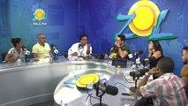 El Golpe deportivo con Albert Mena y Aquiles Correa comentan la realidad del baloncesto en RD