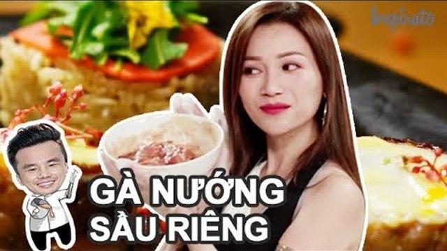 Bếp Của Soái Ca | Tập 41 | Gà Nướng Sầu Riêng | Game Show Giải Trí Nấu Ăn 2017
