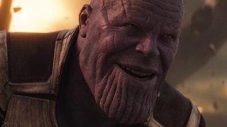 Iron Man Vs Thanos - Fight Scene - Avengers Infinity War (2018)