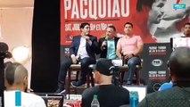 Erik Morales, Marco Antonio Barrera share their Pacquiao-Thurman predictions