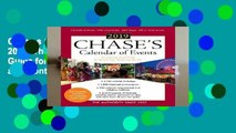Chase s Calendar of Events 2019: The Ultimate Go-to Guide for Special Days, Weeks and Months
