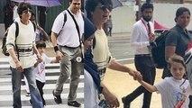 Shahrukh Khan reaches Maldives with Suhana Khan, Aryan Khan & Abram; Here's why | FilmiBeat