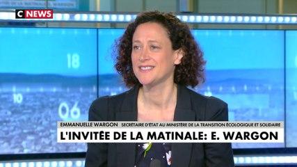 Emmanuelle Wargon - CNews vendredi 19 juillet 2019