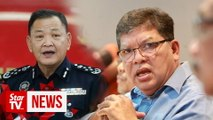 PKR state chiefs: Police have every right to make arrests