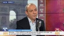 """Ce système de retraite universelle peut être """"très redistributif pour les travailleurs qui touchent le moins"""", estime Laurent Berger"""
