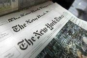 Die New York Times sagt Stop zu politischen Karikaturen