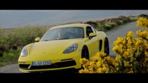Porsche 718 Cayman GTS - The freedom of a road trip