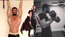 Chris Hemsworth Training body for Thor Ragnarok (2017)