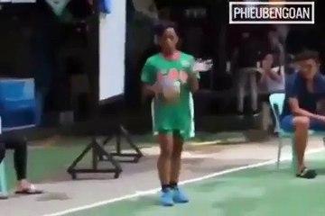 How to chơi bóng chuyền sang chảnh?