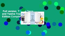 Full version  Twelve Steps and Twelve Traditions Trade Edition Complete