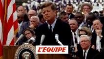 John Fitzgerald Kennedy«Objectif Lune» - Explore - Conquête spatiale