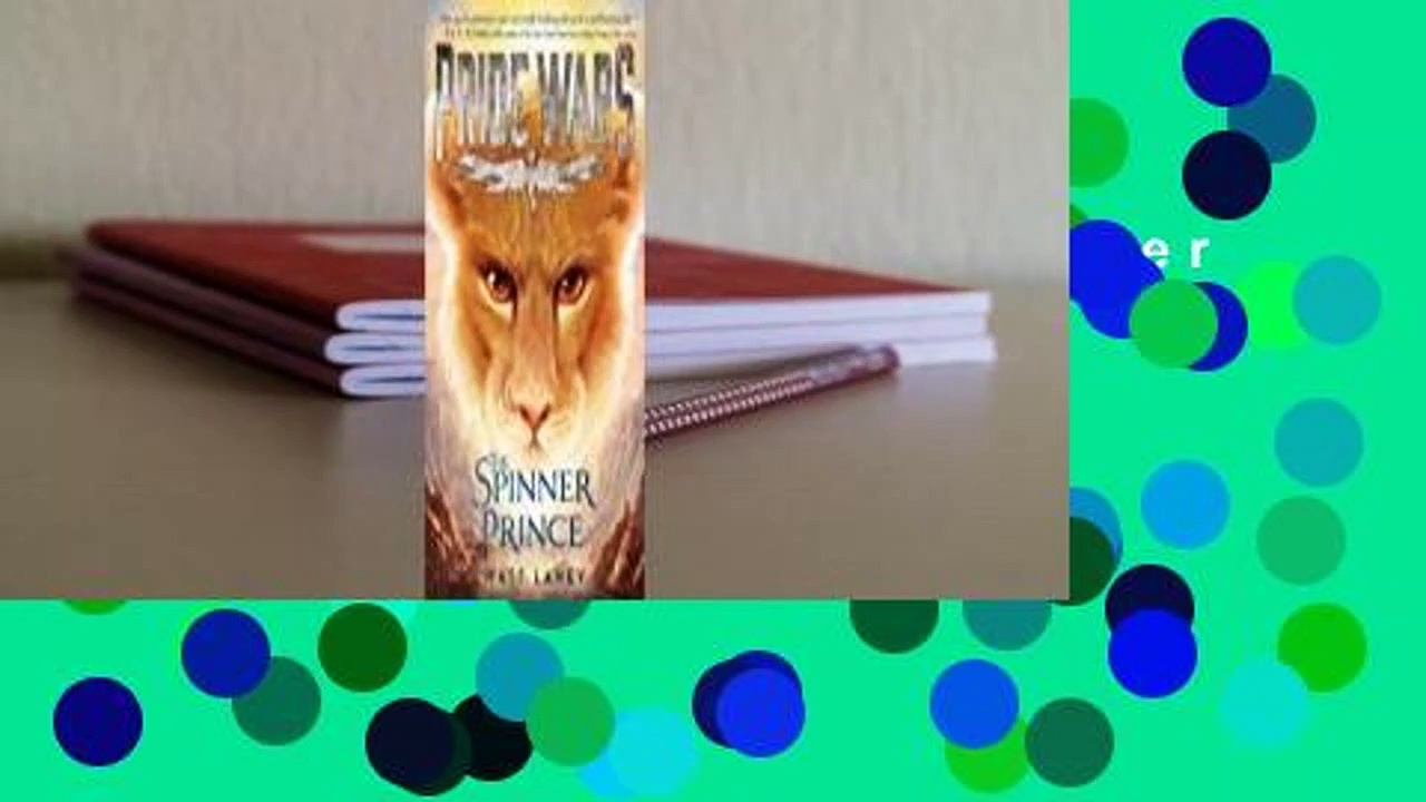 Full E-book  The Spinner Prince  For Kindle