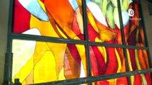 Reportage - La Basilique du Sacré Cœur se revêtit
