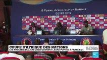CAN-2019 : les proches d'Aliou Cissé ouvrent leurs portes à France 24