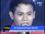 2 more join row of Pilipinas Got Talent finalists