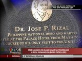 Patrollers send photos of places visited by Rizal