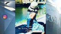 Faustine Bollaert dévoile une tendre photo de sa fille pour son anniversaire