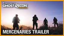 Tom Clancy's Ghost Recon Wildlands - Trailer Mercenaires