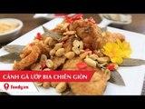 Hướng dẫn cách làm cánh gà ướp bia chiên giòn - Beer Marinated Chicken Wings