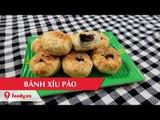 Hướng dẫn cách làm bánh xíu páo - Vietnamese xiu pao