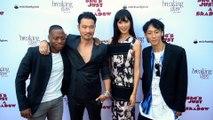 "Tao Okamoto, Kihiro, Kentez Asaka ""She's Just a Shadow"" LA Premiere"